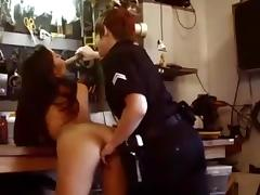 Fuck the Police tube porn video