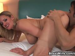 Zoe Holiday in Big Titty Mommas #4 - BossyMilfs