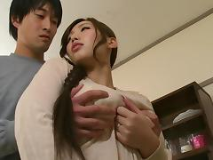 sensual japanese gets pounded hard