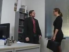Auf dem amt porn tube video
