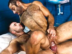 Jason Michaels & Bruno Knight in Nasty Fuckers, Scene #01