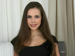 Long legged cute paying with her pussy tube porn video