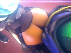 Overwatch - Tracer gets kinky! (3D animated POV) tube porn video