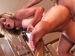 Beautiful Kayden Kross tube porn video