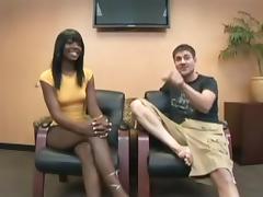 Ebony Casting pt2