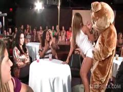 CFNM sexparty with striptease tube porn video