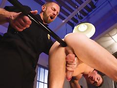 Adam Herst & JP Dubois in Hard Time, Scene #01 porn tube video