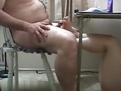 Superb BJ & Tugging FJ porn tube video