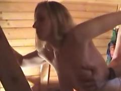Hot milf and her younger lover 58