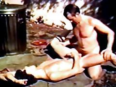 VintageGayLoops Video: Caught