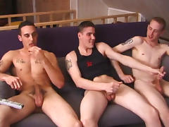 Young Timmy, Aaron and Ryan Sucking Dick - DefiantBoyz