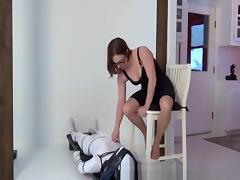 Fabulous Amateur clip with MILF, Fetish scenes