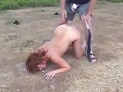 BDSM, Amateur, BDSM, Outdoor, Sex