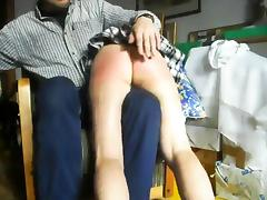 Rus spank tube porn video