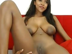 Chocolate girl ! porn tube video