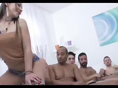Gang Bang Sky Julie High ch1 porn tube video