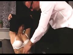 German Blonde Fucked On The Couch 2 porn tube video