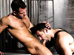 Roman Ragazzi & Dak Ramsey in Big Bigger Biggest 2, Scene #05