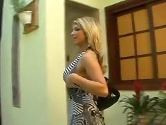 Daniela - anal for a brazilian babe porn tube video