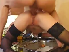 Assfucking, Anal, Assfucking, British, Dirty, German