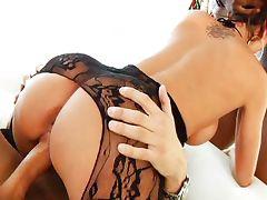 Cute Latina takes hot revenge