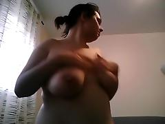 Exotic Homemade video with masturbation scenes