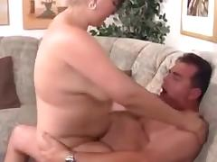old couple have a nice fuck, porn tube video