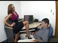Boss, Boss, Brunette, College, Gay, Office