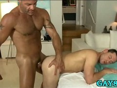 Massaging young hard dick tube porn video