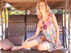 Rocking blonde baby pose naked tube porn video