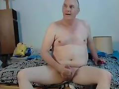 Jacking off with sex toy in my ass porn tube video