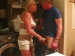 Caught sniffing janets cunt-stained panties tube porn video
