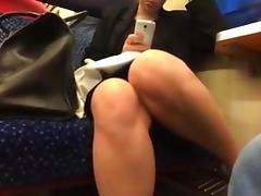 Upskirt compilation