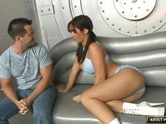 It's so nice to see sexy Jayden James riding the cock once again!