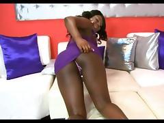 Big juicy ass ebony fucked porn tube video