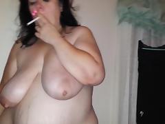 Wife, Amateur, BBW, Cum, Cum in Mouth, Facial