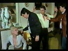 French, Classic, French, Orgy, Vintage, 1980