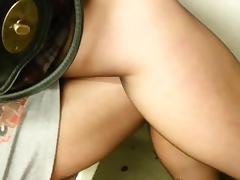 Candid sexy pantyhose 3