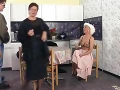 German Old and Young, Anal, Cum, German, Mature, Old