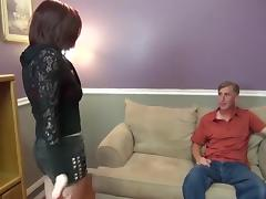 Dad, Big Tits, Blowjob, Facial, Friend, Fucking