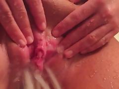 Bath, Bath, Bathing, Bathroom, Orgasm, Shower