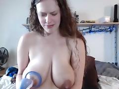Breast pump orgasm porn tube video