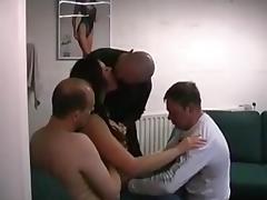 Scholier hoopt een cijfer omhooggevallen te krikken porn tube video