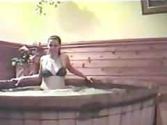 Co-ed hot tub date pt 1 porn tube video