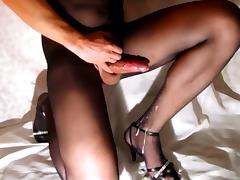 Lisa cd crossdresser cumpilation 2