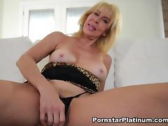 Erica Lauren in Black Cock Solo - PornstarPlatinum