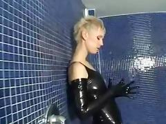 Latex, BDSM, German, Latex
