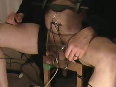 Pressed balls and three cum shots in twenty minutes porn tube video