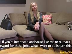 interview for pornstar