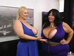 Massive boobs joi